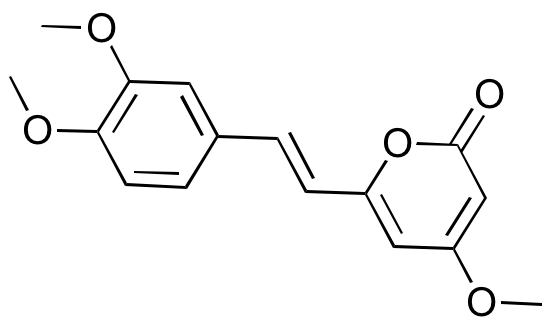 11-Methoxyyangonin