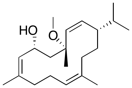 β-Cembrenediol Methyl Ether