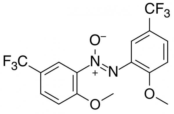 (Z)-1,-Bis(2-methoxy-5-(trifluoromethyl)phenyl)diazene oxide