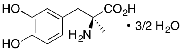 Methyldopa Sesquihydrate