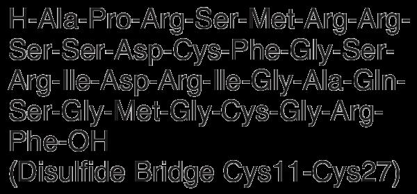 A-type Natriuretic Peptide (1-30), frog