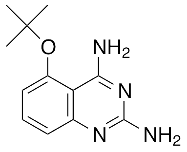 5-tert-Butoxyquinazoline-2,4-diamine