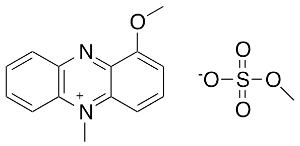 1-Methoxy-5-methylphenazinium Methyl Sulfate