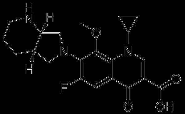 Moxifloxacin Free Base