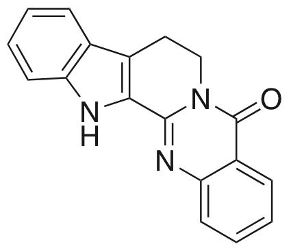Rutaecarpine, synthetic