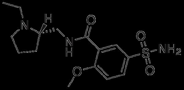 S-(−)-Sulpiride