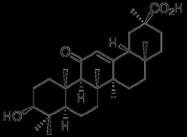 18β-Glycyrrhetinic Acid
